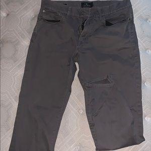 Lucky brand khaki/jean